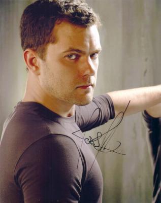 Joshua Jackson autographed Fringe 8x10 photo