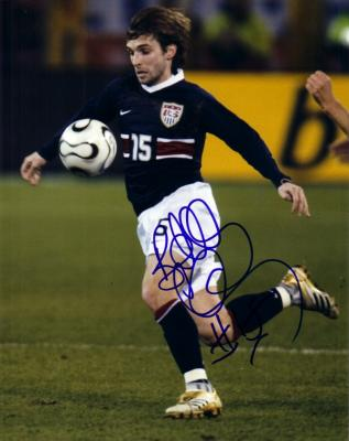Bobby Convey autographed U.S. Soccer 8x10 photo