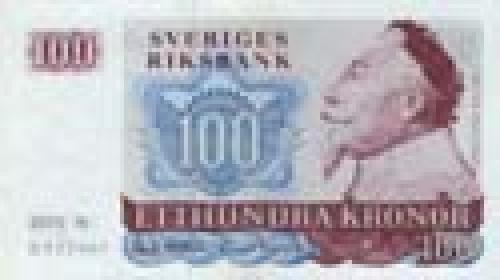 100 Swedish Kronor; Older notes