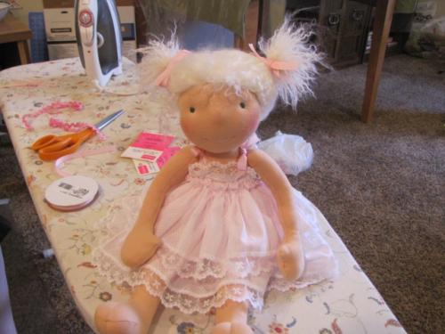 Waldorf Doll Suzie