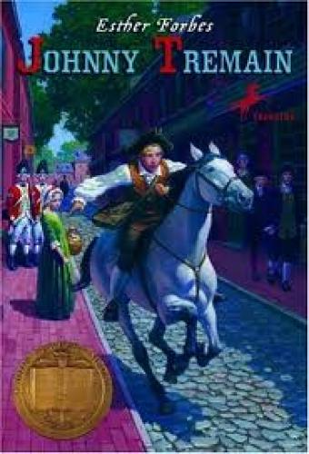 Books; Johnny Tremain