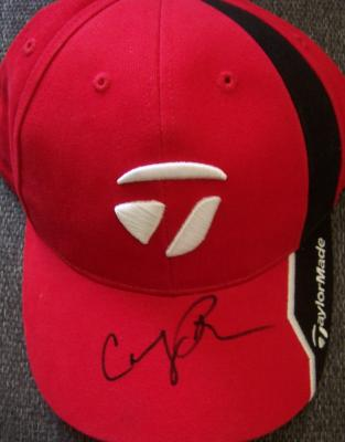 Condoleezza Rice autographed TaylorMade golf cap or hat