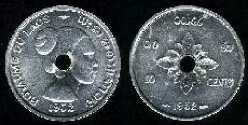 10 cents 1952 (km 4)