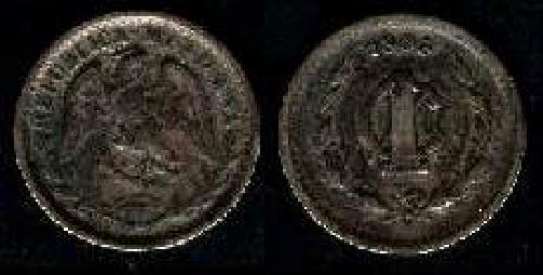1 Centavo 1899-1905 (km 394)