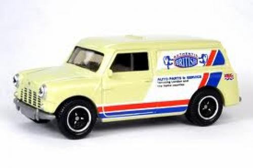 Austin Mini Van (1965) - Matchbox Cars
