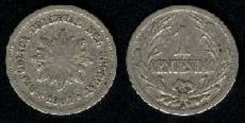 1 centesimo 1901-1936 (km 19)