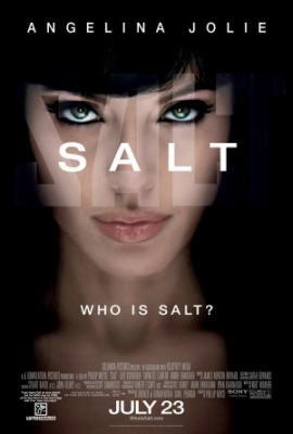 Salt mini movie poster (Angelina Jolie)