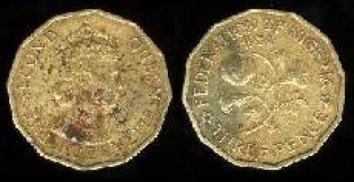 3 pence 1959 (km 3)