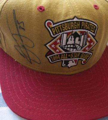Frank Thomas autographed 1994 All-Star Game cap