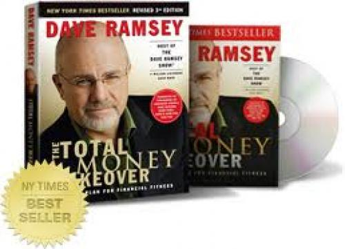 Books; Dave Ramsey's most popular book, The Total Money Makeover