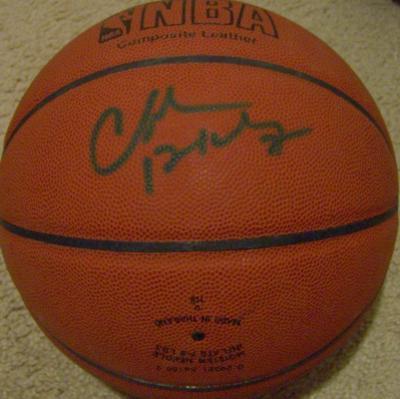 Charles Barkley autographed NBA All-Surface basketball