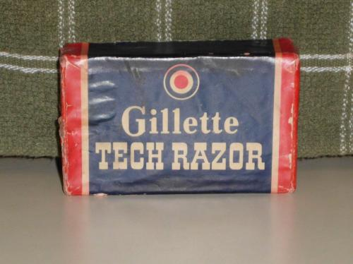 1946 Gillette Contract Razor w Original Box