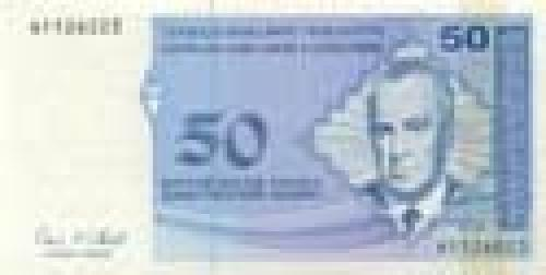 50 Mark; Issue of 1998