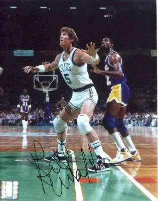 Bill Walton autographed 8x10 Boston Celtics photo