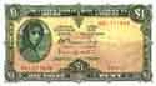 1 Irish Pound; Older banknotes