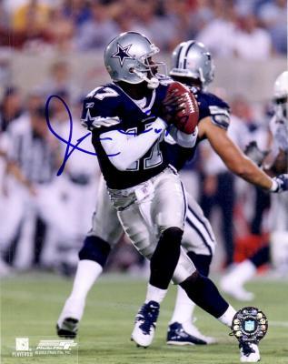 Quincy Carter autographed Dallas Cowboys 8x10 photo