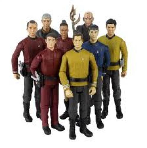 Exclusive Details On Playmates Full Line Of Star Trek