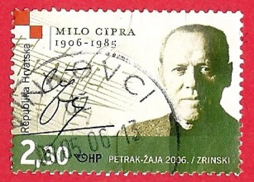 HRVATSKA GLAZBA – Milo Cipra
