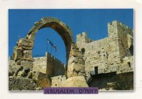 Postcard from Jerusalem