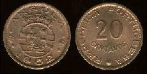 20 centavos; Year: 1962; (km 78)