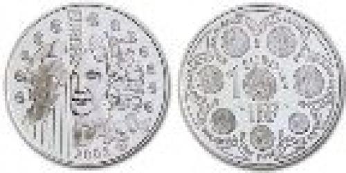 15 euros; Year: 2002; Europa Series
