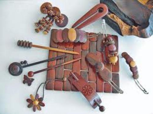 Crafts; Handmade Unique Eco friendly Hair Accessories