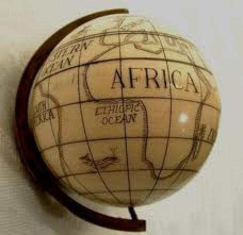 Antique Scrimshaw Miniature Globe; 18th-19th Century