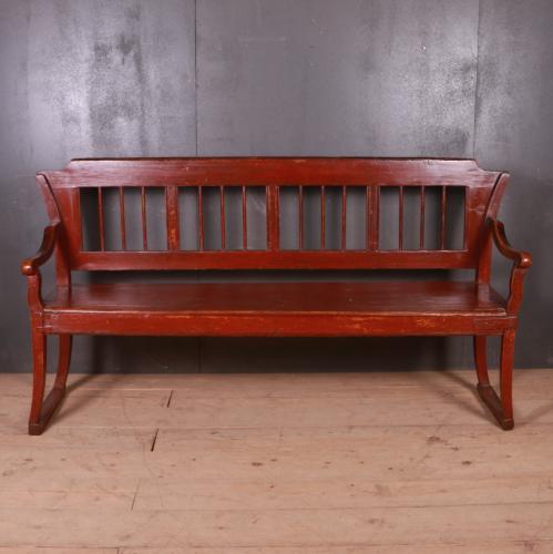 Antique Seating - Antique Settles UK - Antique Stools - Antique Benches at Arcadia Antiques UK