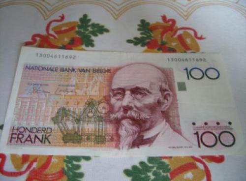 Belgium 100 Francs-1980/90