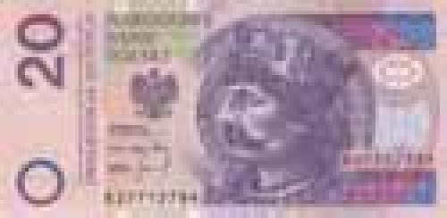 20 Zloty; Current issue (1994-)