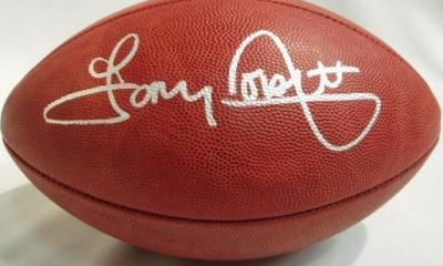 official photos df9e6 51195 Coollectors - Collectible Item - Autographs - Tony Dorsett ...