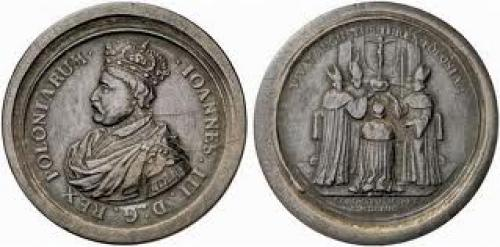 Coins; WORLD COINS. POLAND. Augustus II, the Strong, 1670-1733, King