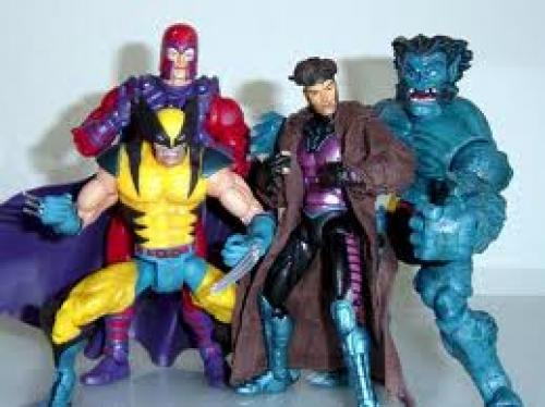 X-men Characters Toy