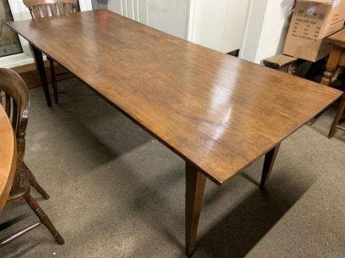 Antique French Farmhouse Table At Antique Tables West Sussex, UK
