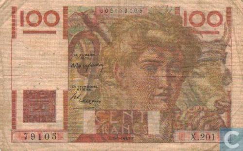 France 100 Francs