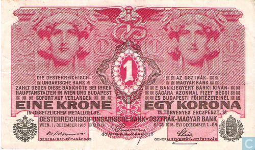 Austria 1 Krone