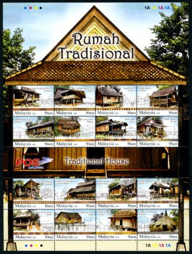 Tradional houses 16v m/s