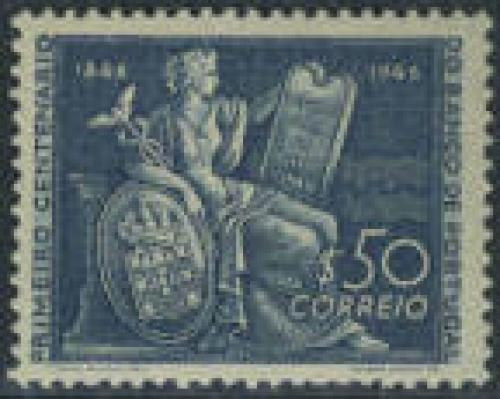 Bank of Portugal 1v; Year Issue: 1946