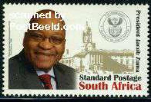 Jacob Zuma 1v