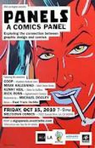 Comics; The PANEL Comics