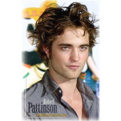 Robert Pattinson (Twilight) 2010 16 month poster calendar NEW