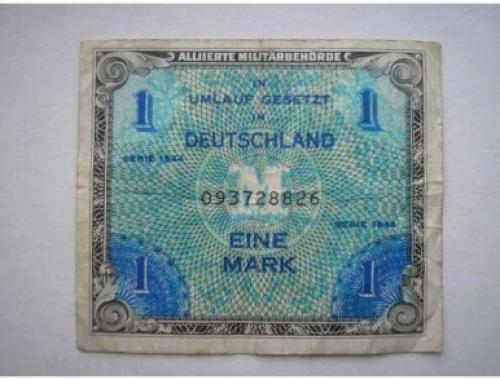 Germany 1 mark 1944