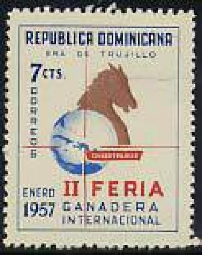 Fair 1v; Year: 1957