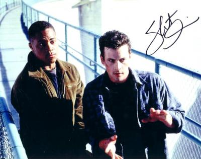 Skeet Ulrich autographed 8x10 Chill Factor photo