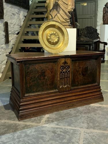 Altar Tables UK - Antique Oak Tables, Antique Oak Side Tables At Period Oak Antiques UK