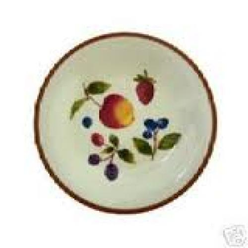 Fruit Plate Pottery