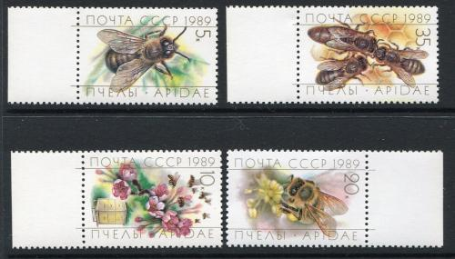USSR 1989 BEES